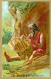 The first basket-maker