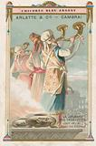 The day of trumpets - Hebrew New Year