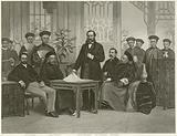 Chinese embassy to foreign powers, 1868