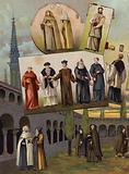 Christian religious orders, 1500-1600