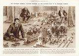 HG Wells wargaming, 1913