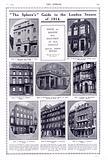 Ducal houses of London, 1914