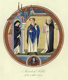 Monastical habits of the 12th Century