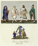 Persons of high rank of the 15th Century