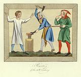 Rustics of the 13th Century
