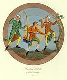 Hunting habits of the 13th Century