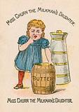 Miss Churn the Milkman's Daughter