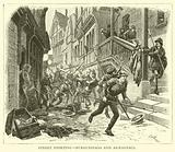 Street fighting, Burgundians and Armagnacs