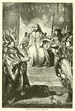The Coronation of Henry IV