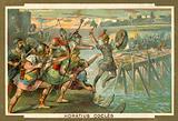 Horatius Cocles on the Bridge