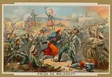 Taking of the Malakoff Redoubt, Siege of Sevastopol, Crimean War, 7 September 1855
