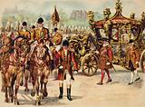 Coronation procession of King George V, 22 June 1911