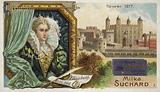 Queen Elizabeth I of England, and the Tower of London