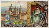King Philip II of Spain, and El Escorial