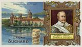 King Gustavus Adolphus of Sweden, and Gripsholm Castle, Mariefred