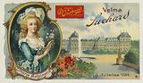 Queen Marie Antoinette of France, and the Tuileries Palace, Paris
