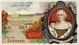 Empress Maria Theresa of Austria, and Schonbrunn Palace, Vienna