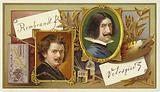 Rembrandt van Rijn and Diego Velasquez