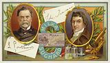 Louis Pasteur and Edward Jenner