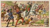 Battle of Naefels, Switzerland, 9 April 1388