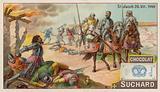 Battle of St Jakob an der Birs, Switzerland, 26 August 1444