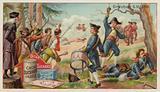 Battle of Grauholz, Switzerland, 6 March 1798
