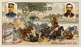 Generals Buller and Burger and the Battle of Colenso, Boer War, 15 December 1899