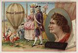 The Montgolfier Brothers, French ballooning pioneers