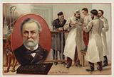 Louis Pasteur, French chemist and microbiologist