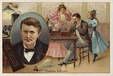 Thomas Edison, American inventor