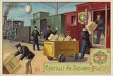 Mail train, Switzerland