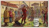 Execution, China, 1900