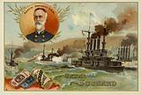 William Sampson, American admiral, Spanish-American War, 1898