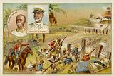 Maximo Gomez, Cuban military commander and Arsenio Linares, Spanish general, Cuban War of Independence, 1895–1898