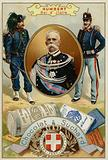 Umberto I, King of Italy