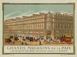 Grands Magasins de la Paix, Paris