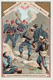Battle of Melouna, Greco-Turkish War, 18 April 1897