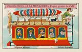 Dirigible balloons: aerial stagecoach