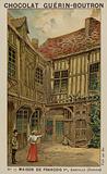 Maison de Francois Premier, Abbeville, Somme