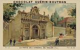 La Porte de l'Arsenal de Toulon, Var