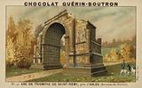 Arc de Triomphe de Saint-Remy, pres d'Arles, Bouches-du-Rhone