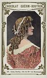 Gilda Darthy, role de Madame de Montespan