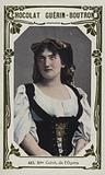 Madame Calve, de l'Opera