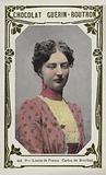 Princesse Louise de France, Carlos de Bourbon