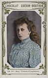 Princesse Mary Victoria d'Angleterre