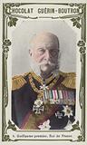 Guillaume premier, Roi de Prusse