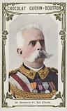 Humbert Premier, Roi d'Italie