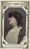 Sarah Bernhardt, tragedienne
