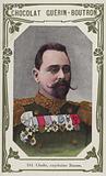 Clado, capitaine Russe