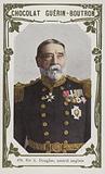 Sir A Douglas, amiral anglais